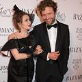 Helena Bonham Carter officialise sa relation avec son nouveau (et mystérieux) compagnon