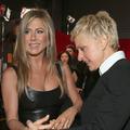 Jennifer Aniston et Ellen DeGeneres : un tendre baiser qui fait beaucoup parler
