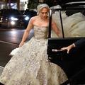 Jennifer Lopez fait sensation dans une spectaculaire robe de mariée Zuhair Murad