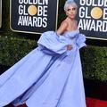 La robe volatilisée de Lady Gaga aux Golden Globes mise aux enchères… par une femme de chambre
