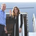 En photos, Kate Middleton et le prince William disent au revoir au Pakistan