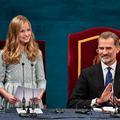 L'éloquence remarquée de la princesse Leonor, à seulement 13 ans