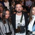Justin Timberlake, Jennifer Connelly, Jessica Biel... Les premiers rangs des défilés parisiens