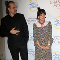 Le premier tapis rouge timoré du couple Lily Allen et David Harbour