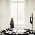 Ann Demeulemeester présente sa première collection d'arts de la table