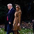 Barron Trump joue les ados rebelles sur la pelouse de la Maison-Blanche