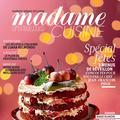 """Madame Figaro Cuisine """"Spécial fêtes"""" avec Jean-François Piège, à retrouver en kiosque"""