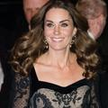 La robe noire de Kate Middleton qui a envoûté Londres… et le prince William