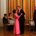La princesse Margaret a-t-elle embrassé le président Johnson en 1965?