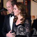 Le prince William et Kate Middleton affichent la flamme des débuts au London Palladium
