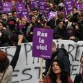 """""""La bataille n'est pas finie"""" : la marche violette qui dit stop aux violences faites aux femmes"""