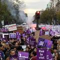Mathilde, Georges, Maryam...: ils ont marché contre les violences faites aux femmes