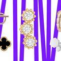 Clous d'oreilles et minicréoles, notre sélection des petits prix de la place Vendôme