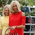 En photos, les plus belles tenues de Brigitte Macron en 2019
