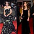 Ces treize moments de grâce où Kate Middleton a fait sensation en robe noire
