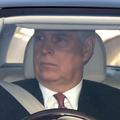 En plein scandale Epstein, le prince Andrew arrive au traditionnel déjeuner de Noël à Buckingham Palace