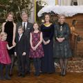 Grace Kelly, Elizabeth II, Mathilde de Belgique : les Noël les plus fastueux de la royauté