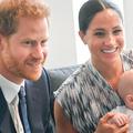 La scintillante carte de vœux du prince Harry, de Meghan Markle et leur fils Archie