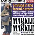 """Première apparition de Meghan Markle après le """"Megxit"""", tout sourire à Vancouver"""