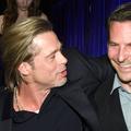 """Brad Pitt remercie Bradley Cooper de l'avoir aidé à """"devenir sobre"""""""