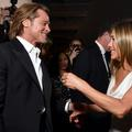Les dessous de la photo de Brad Pitt et Jennifer Aniston aux SAG Awards