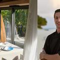 Les Mutinés, le restaurant gastronomique du Pacifique, au cœur de l'île de Marlon Brando
