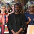 """Imane Ayissi : """"Je suis présent aux défilés haute couture pour montrer que l'Afrique est debout"""""""