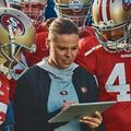 En vidéo, Katie Sowers première femme entraîneur du Super Bowl