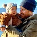 """""""Il faut savourer ces moments en famille"""" : le prince Harry évoque son confinement avec Archie"""