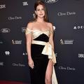 Lana Del Rey recadre sèchement son petit ami sur le tapis rouge des Grammy Awards