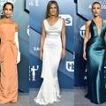 Jennifer Aniston, Lupita Nyong'o, Reese Witherspoon… Les plus beaux looks des SAG Awards 2020