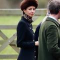 Passé le parfum de scandale, Rose Hanbury réapparaît au même événement que Kate Middleton