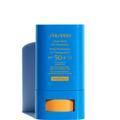 Stick Protecteur SPF 50+ Wetforce de Shiseido : le solaire waterplouf