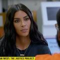 """En vidéo, Kim Kardashian enquête dans les prisons américaines pour """"The Justice Project"""""""