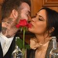 Pendant ce temps-là, David et Victoria Beckham roucoulent comme au premier jour