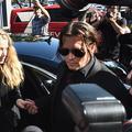 Amber Heard cherche à récupérer les messages échangés par Johnny Depp et Harvey Weinstein