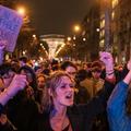 """""""Polanski, t'es foutu, les femmes sont dans la rue"""" : le cri de colère des féministes aux abords des César"""