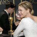Brad et Bradley, Keanu Reeves et sa mère, Jane Fonda et Joaquin Phoenix… les coulisses des Oscars 2020 en images