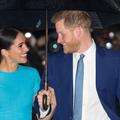 """Hello, Goodbye"" : la tournée d'adieux du prince Harry et Meghan Markle en photos"