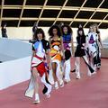 Les sites incroyables des défilés Louis Vuitton par Nicolas Ghesquière