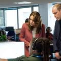 Dans l'intimité de leurs bureaux : des clichés inédits de Kate et William en télétravail