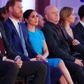 Meghan et Harry de retour à Londres : ce que révèlent leurs gestes de tendresse