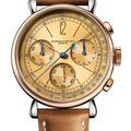 Quinze montres chrono à l'allure vintage