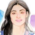 """Camélia Jordana : """"Mon métier m'a sauvé la vie"""""""