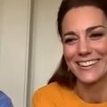 """""""Nous aurions dû mettre nos oreilles de lapin !"""" : Kate Middleton et le prince William s'adressent à des écoliers par visioconférence"""
