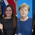 Les femmes dirigeantes affrontent-elles mieux la crise du coronavirus? Ce phénomène qui interroge les médias