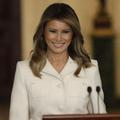 Coronavirus : Melania Trump souhaite un prompt rétablissement à Carrie Symonds et Boris Johnson