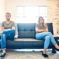 En confinement, les couples de moins de 25 ans sont plus sujets aux disputes