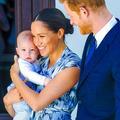 """""""Archie libres"""" : toutes ces fois où Harry et Meghan ont brisé la tradition pour leur fils"""