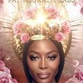 Naomi Campbell, divine nouvelle égérie du maquillage Pat McGrath Labs